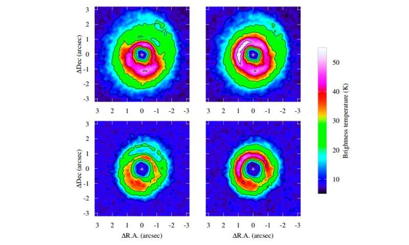 Astronomers take a closer look at a young circumbinary disk