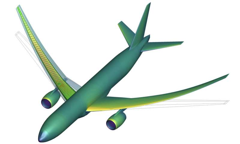 Designing the fuel-efficient aircraft of the future