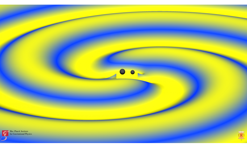 Gravitational waves detected a third time