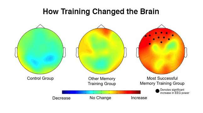 Johns Hopkins finds training exercise that boosts brain power