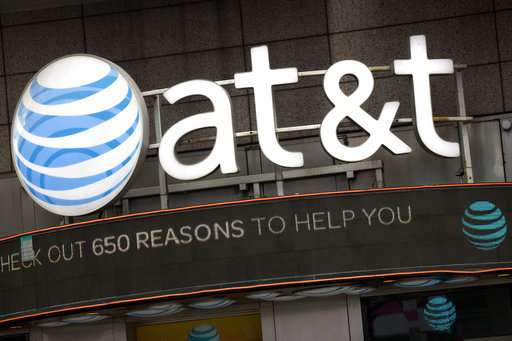 Justice Dept. sues to stop AT&T's $85B Time Warner deal (Update)