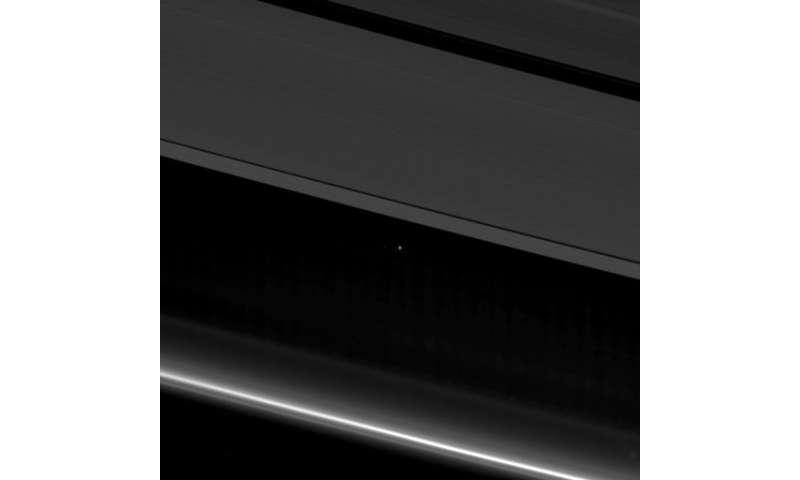 Last adventure ahead for NASA's Cassini spacecraft at Saturn