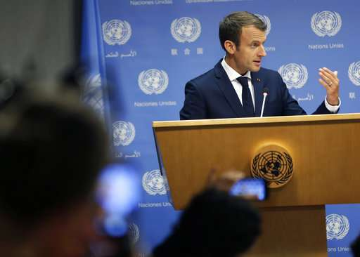 Leaders to tech firms at UN: Remove terror posts in 2 hours