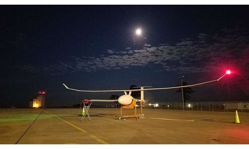 NASA-developed drone aircraft offer one-of-a-kind capabilities