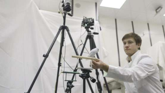 New method for recording bird flight in 3D