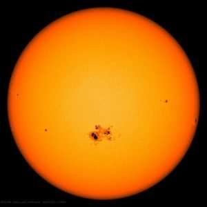New study highlights 'hidden figure' of sun-watchers