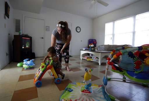 Opioid crisis strains foster system as kids pried from homes