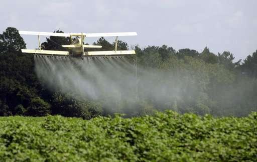 Pesticide maker tries to kill risk study