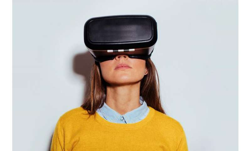 Researchers personalize virtual reality displays to match a user's eyesight
