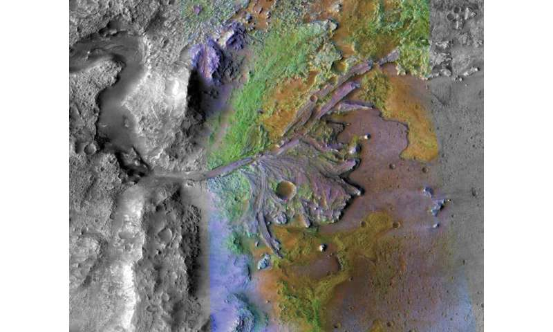Research on clay formation could have implications for how to search for life on Mars
