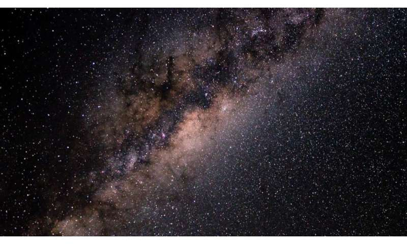 Scientists solve mystery of how most antimatter in the Milky Way forms