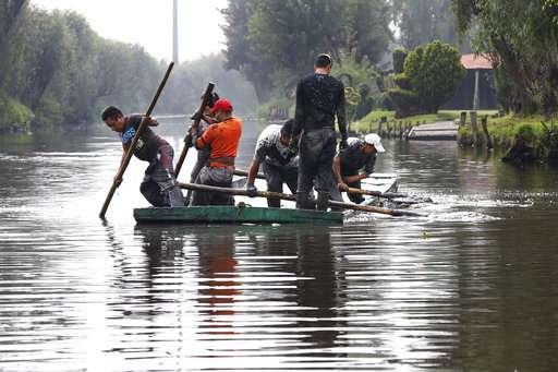 Sewage system failures plague Mexican tourist destinations