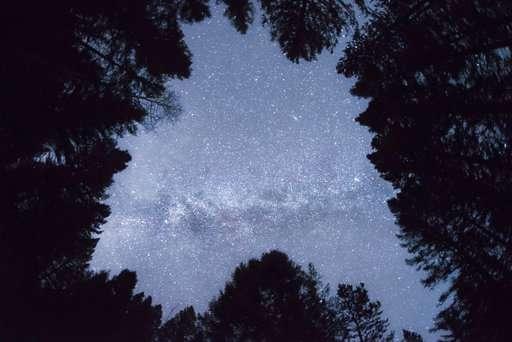Stargazers eye the nation's first dark sky reserve in Idaho