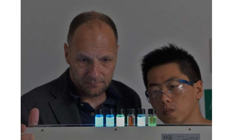 Researchers use a synthetic 'tongue' to sort out whiskies