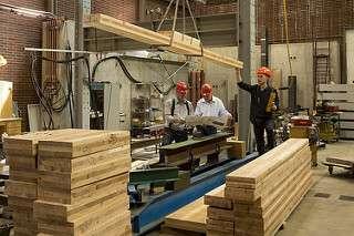 Researcher studies cross-laminated timber as seismic retrofit tool