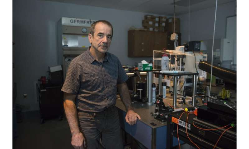 Scientists Detect Light-Matter Interaction In Single Layer Of Atoms - Featured Graphene Optoelectronics