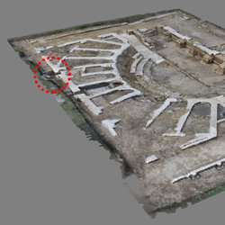 Archaeologists uncover rare 2,000-year-old sundial during Roman theatre excavation