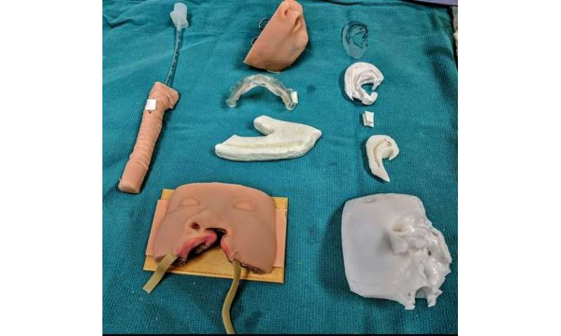 3-D printing helps surgeons sharpen their craft