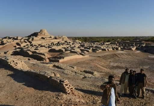 Archeologists warn that if nothing is done to protect Pakistan's Mohenjo Daro ruins—already neglected and worn by time—it will f