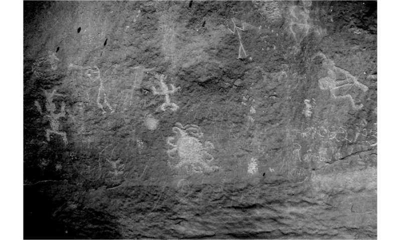 Chaco Canyon petroglyph may represent ancient total eclipse says CU professor