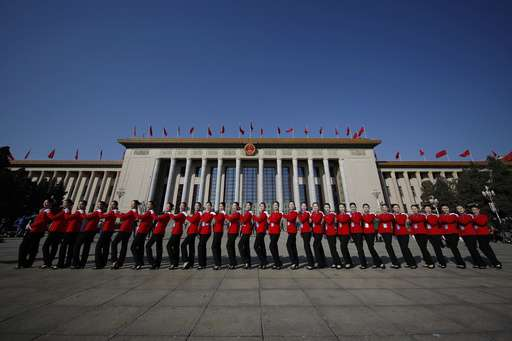 China premier pledges: 'We will make our skies blue again'