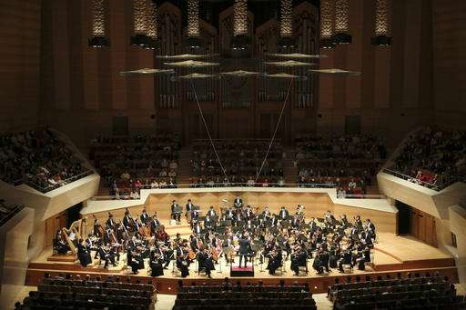 Concert halls call on this Japanese engineer to shape sound