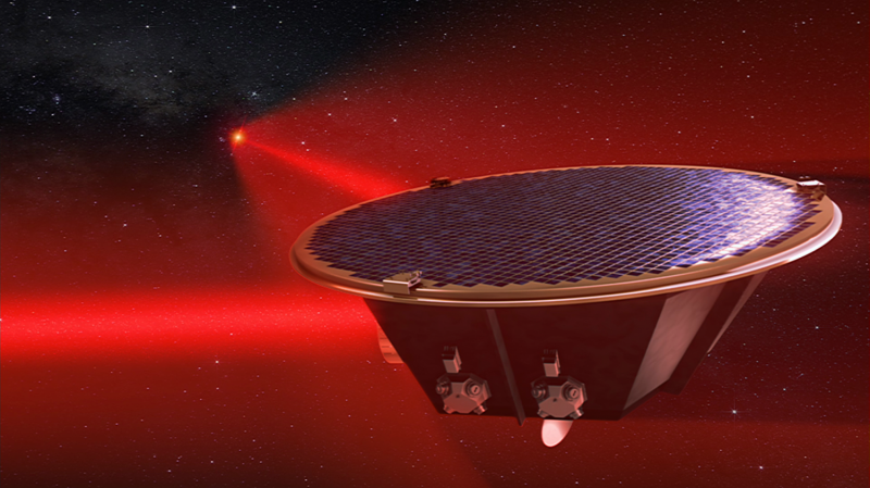 Gravitational wave mission selected, planet-hunting mission moves forward