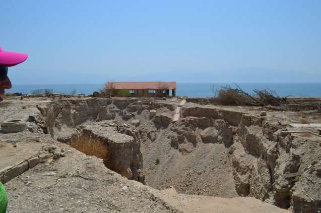 In Israel, searching for droughts past and future