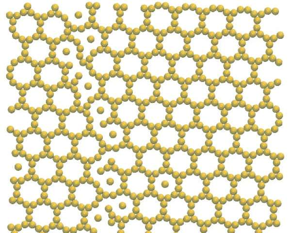 'Inverse designing' spontaneously self-assembling materials