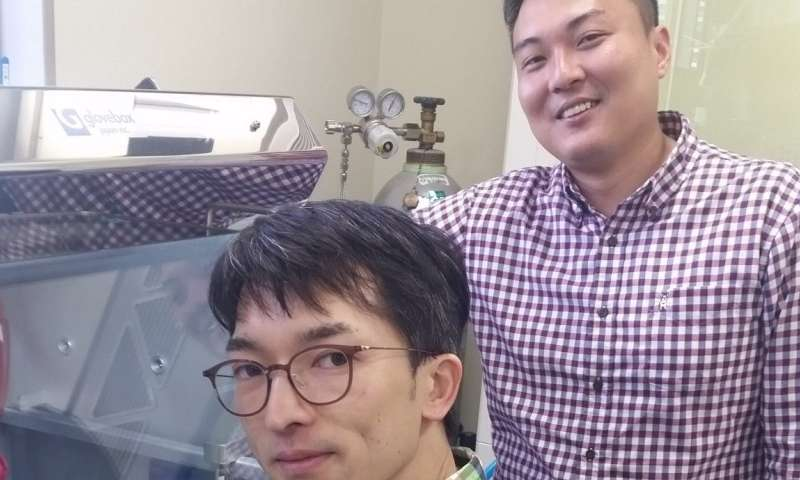 Japanese researchers discover a novel layered superconductor based on tin and arsenic