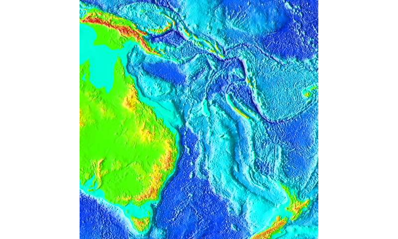New study explains how continents leave their roots behind