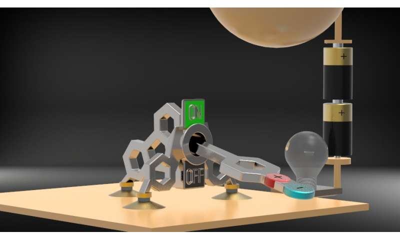 Reliable molecular toggle switch developed