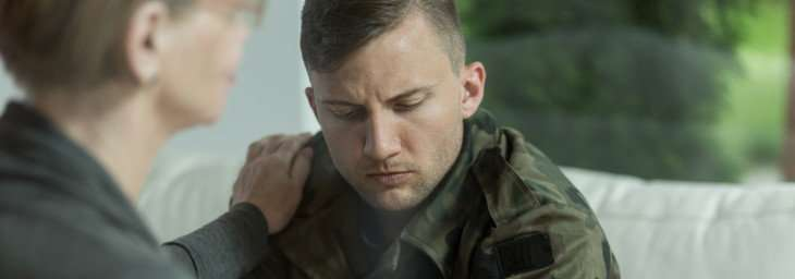 Researcher looks at new treatment for military personnel with PTSD