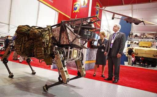 SoftBank buys robotics leader Boston Dynamics from Alphabet