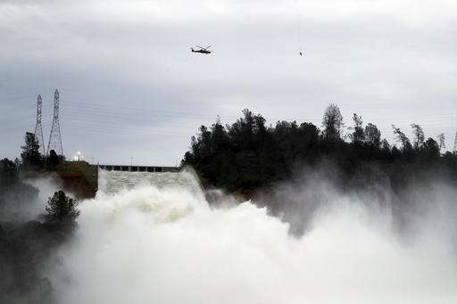 What we know so far about problems at the tallest US dam