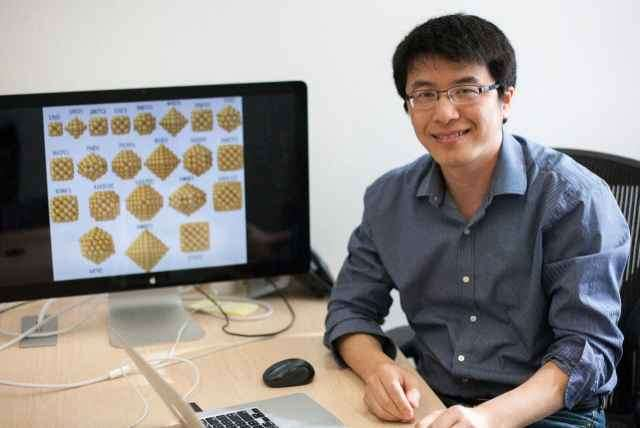 Researchers develop a new model to unlock catalytic powers of gold