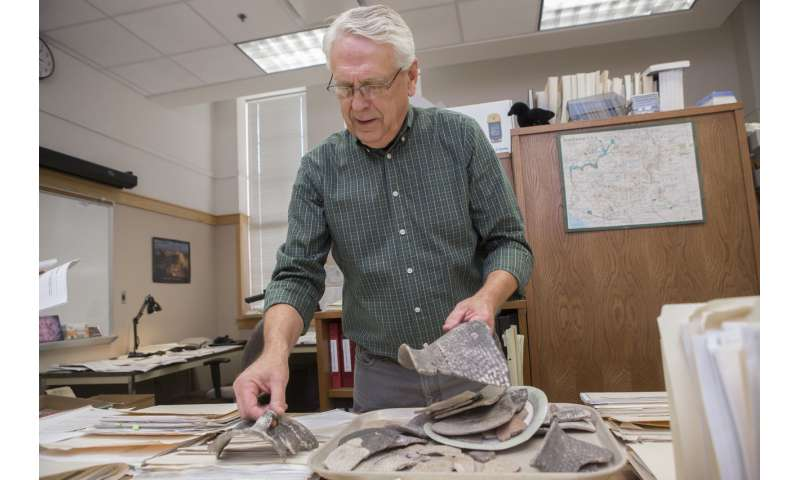 Archaeologist says fire, not corn, key to prehistoric survival in arid Southwest