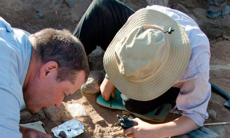 Archaeologists revise chronology of the last hunter-gatherers in the Near East