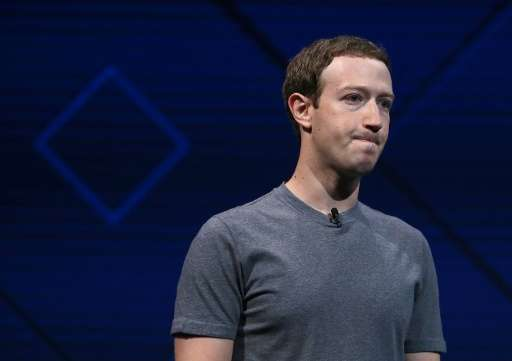 Facebook CEO Mark Zuckerberg was among technology leaders swiftly condemning the Trump administration's decision to end a progra