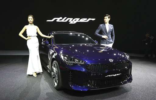 Future of Asian luxury cars, electric vehicles at auto show