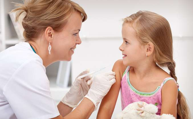 **Infectious disease physician dispels vaccine myths ahead of back-to-school physicals