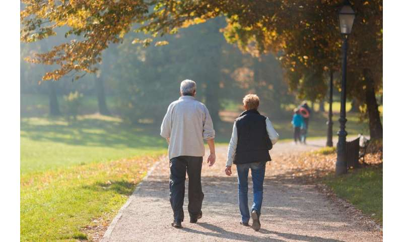 New guideline: Try exercise to improve memory, thinking