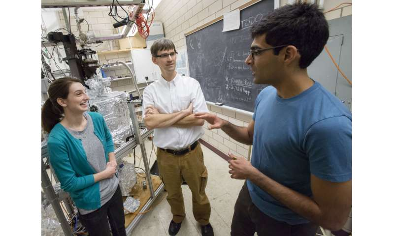 Physicists excited by discovery of new form of matter, excitonium