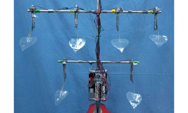 Scientists design electricity generator that mimics trees