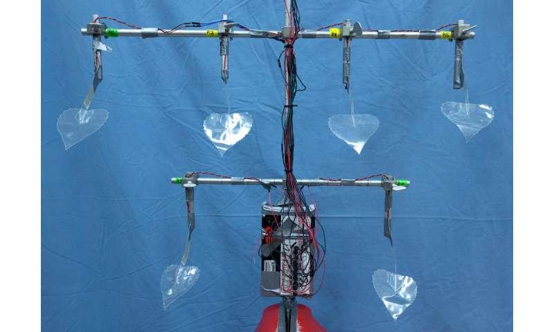 Scientists design electricity generator that mimics trees