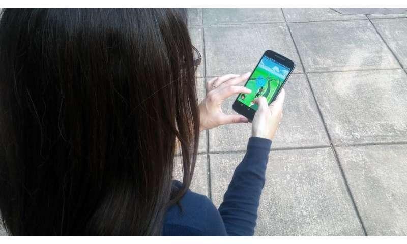 What motivates college students to play Pokémon Go?