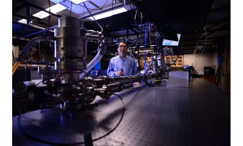Researchers set record for fastest light pulse
