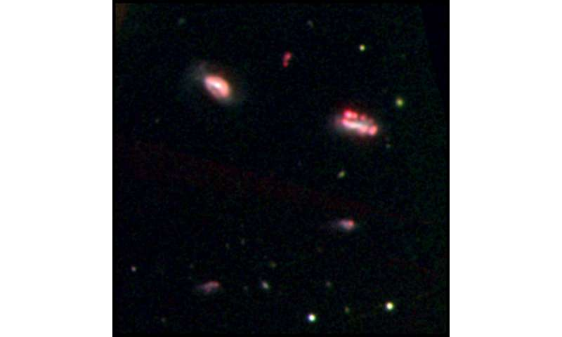 Dwarf galaxies shed light on dark matter