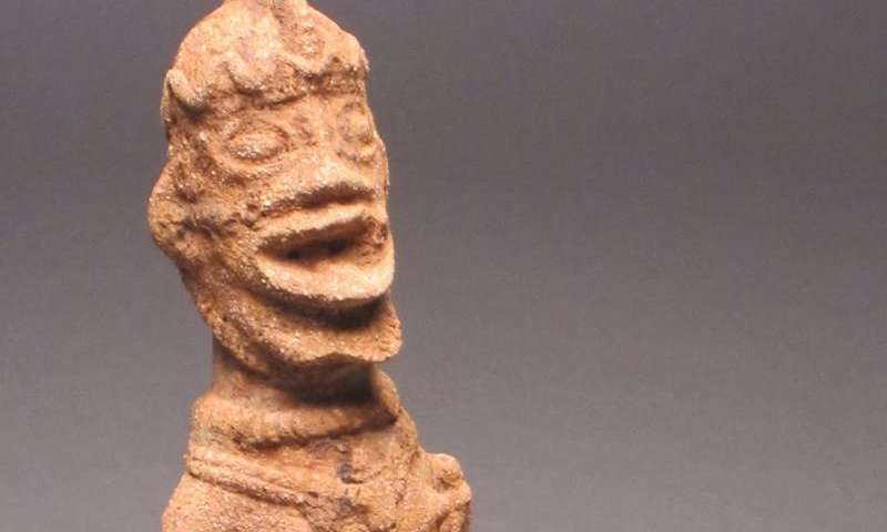 D Exhibition Manchester : Ancient figures reveal trading routes of prehistoric
