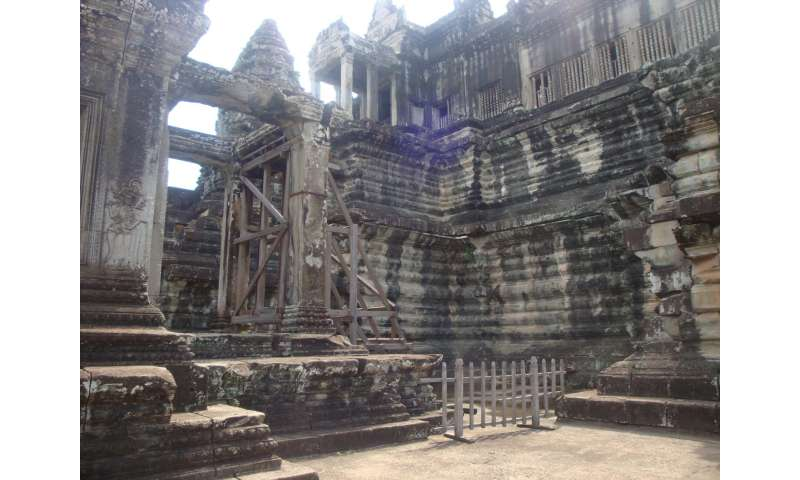 Satellite radar system used to help preserve Angkor Wat temple